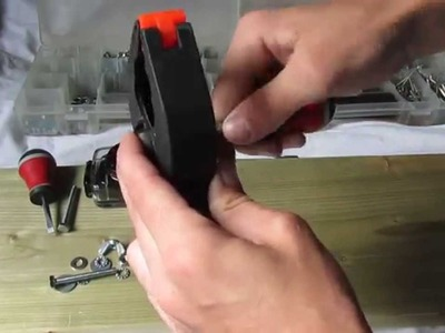 Tutorial : Faire un support caméra pour 2 €. DIY Make a camera support for 2$75