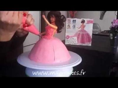 Tutoriel Gâteau Princesse 3D