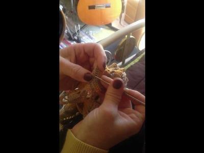 Comment assembler des carrés de brides crochetés entre eux
