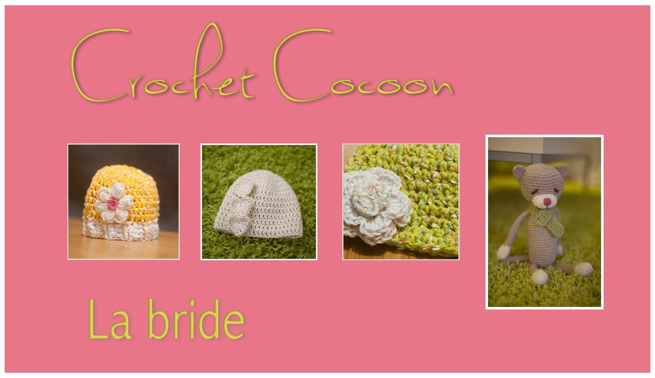 Cours crochet débutant : La bride