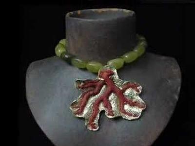 Bijoux de création de Dominique Favey Blackmore
