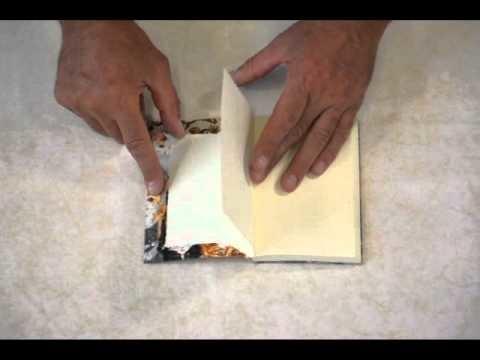 Bloc papier  Artmo et Collage tissu