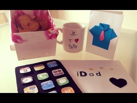 ✂ DIY Cadeaux : Fête des pères pas chers ✂