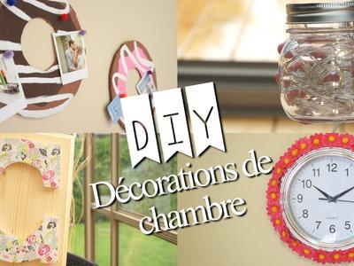 DIY | Décorations de chambre d'été !