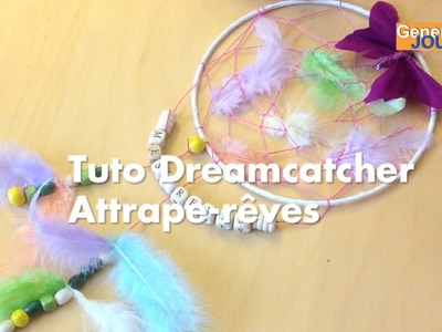 [Tuto DIY] Dreamcatcher. Attrape-rêves facile