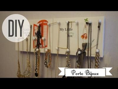 DIY #18 ❤ Que faire avec vos boîtes My Little Box = Un porte bijoux ❤
