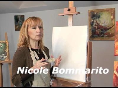 L'écran Créatif - Sans savoir dessiner, Nicole Bommarito