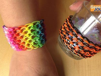 Rainbow Loom déco Dragonscale