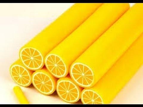 °tuto fimo° cane citron
