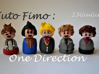 Tuto Fimo : One Direction !!