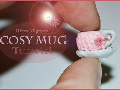 Tutoriel tasse Cosy. Tutorial Cosy mug