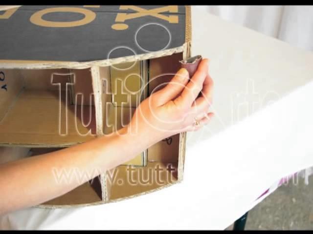 Kit Meuble en carton Tutticarton