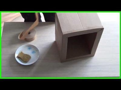 Le cube décoratif : partie n°2