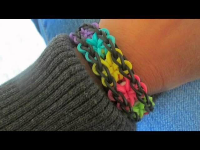 Bracelets Rainbow Loom