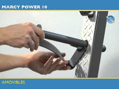 Banc de musculation Marcy Power 10 - Tool Fitness