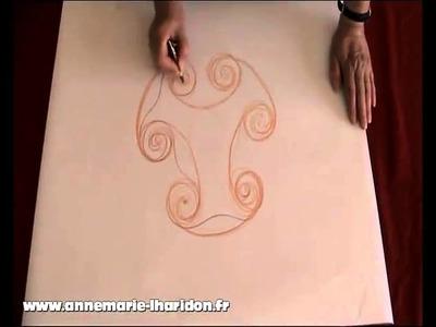 Calligraphie Celtique et Entrelacs en Bretagne