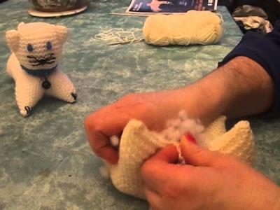 Comment tricoter un chat très facilement?