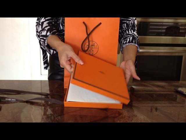 Hermes Silk Scarf 70cm