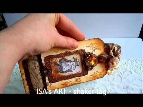 Isa's art shaker tag 110303