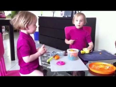 La pâte à modeler - Avril 2012