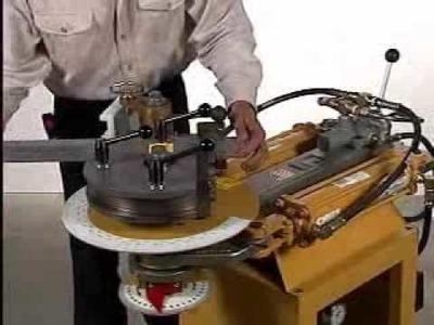 PRO-Dis - Cintreuse hydraulique BAILEIGH  RDB-150-AS