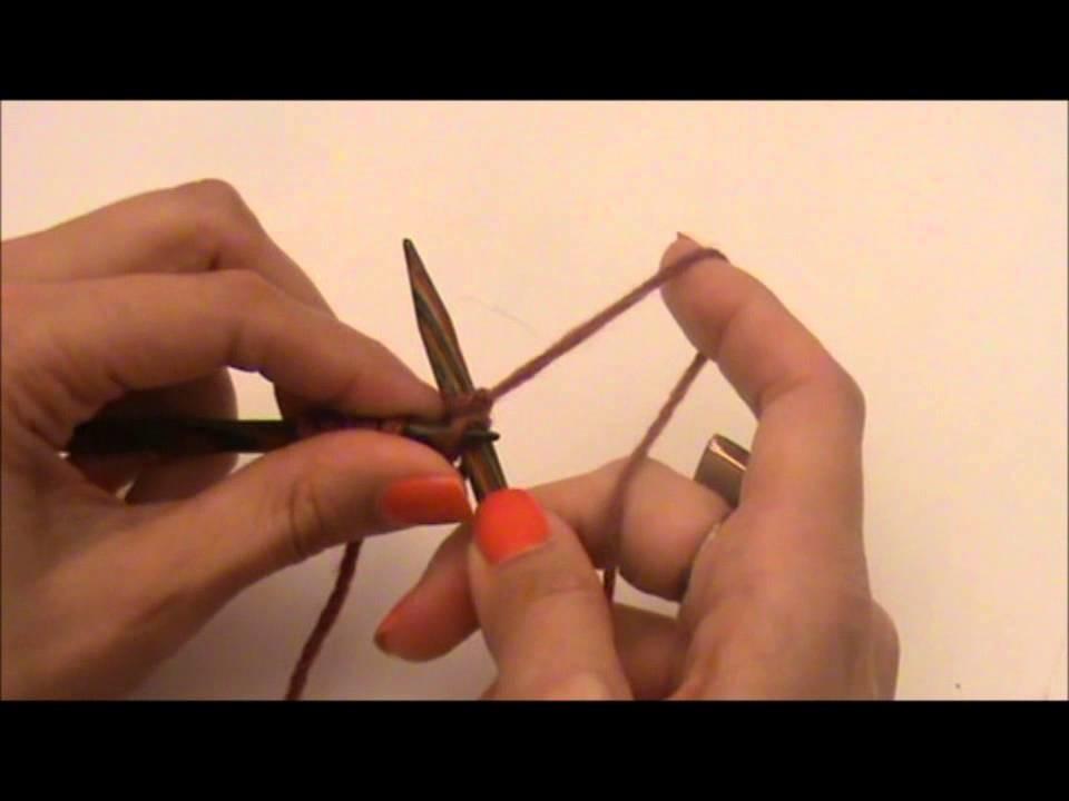 {Tricot} The Herringbone Stitch