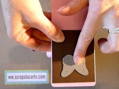 Utiliser les dies Scrap à la Carte avec la Décoratrice de Toga