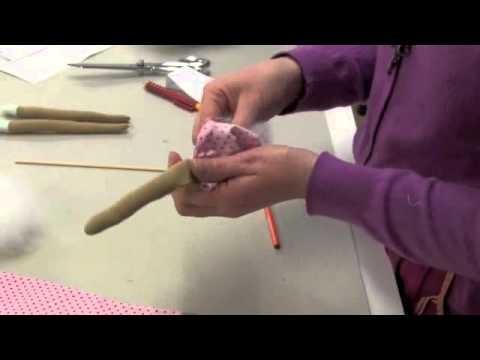 Votre cours pour réaliser la poupée Tilda Flower Angel