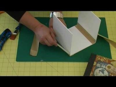Monter une boite en carton