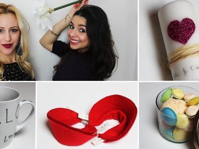 Idées cadeaux pour la Saint Valentin DIY