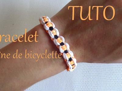 [ TUTO ]bracelet bicyclette en élastique