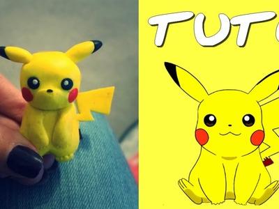 TUTO FIMO | Pikachu (de Pokémon)