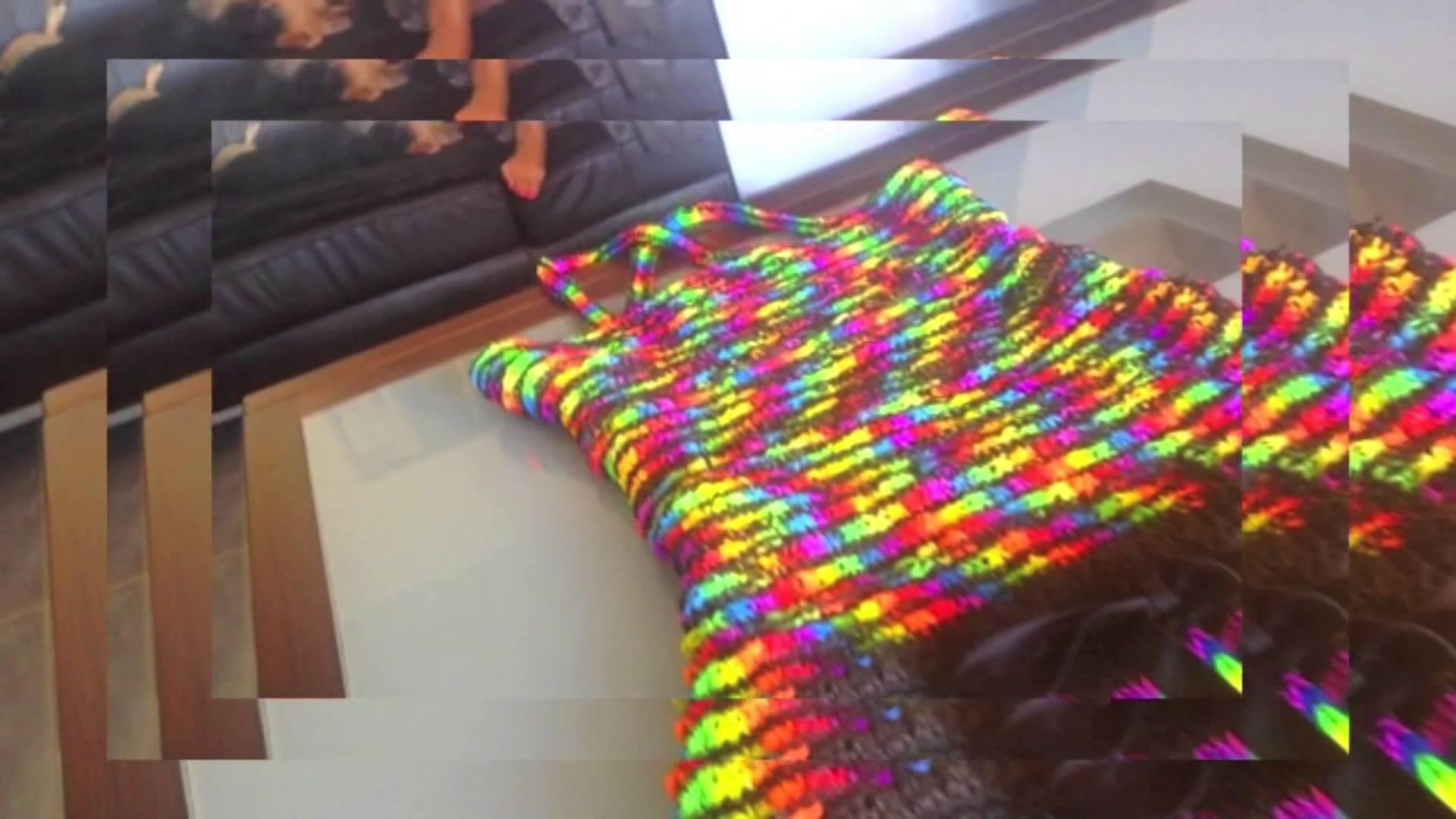 Loom band dress ou Robe élastiques