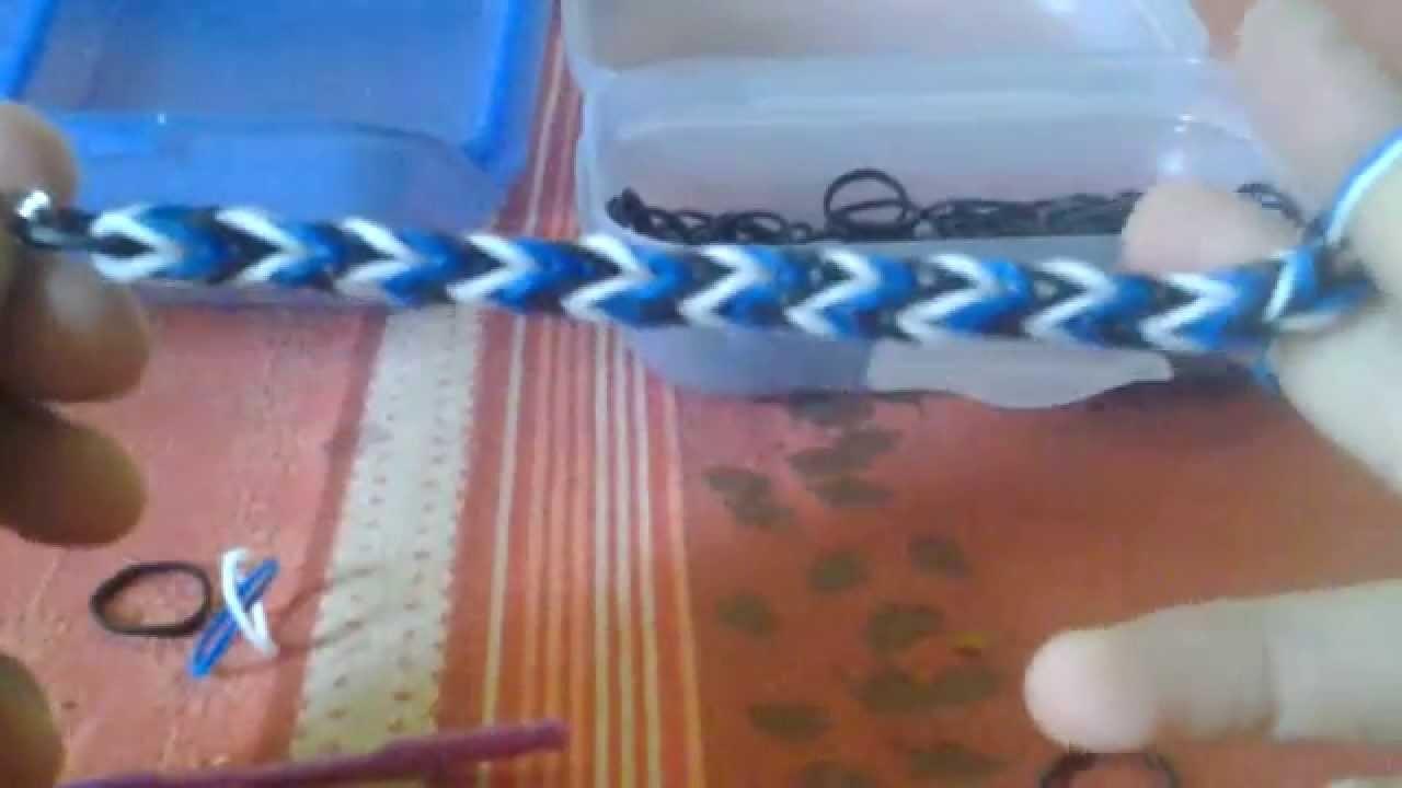 Comment faire un bracelet elastique