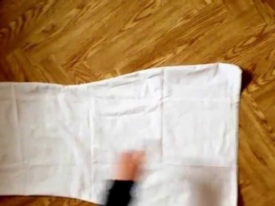 Comment confectionner une robe bustier