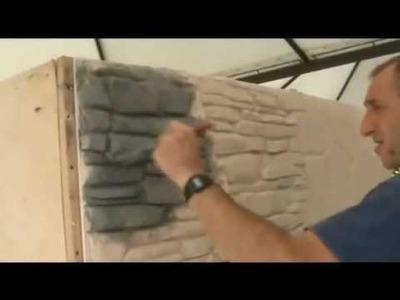 Créez votre propre maison - plâtre  décoratif