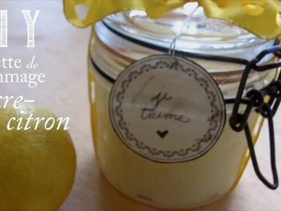 DIY: Recette Gommage Sucre-Citron