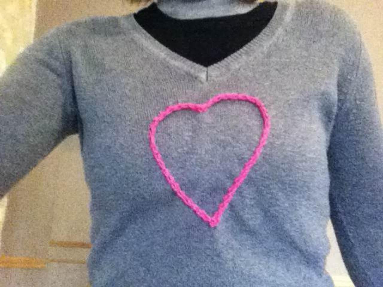 Tutoriel crochet : Comment customiser un pull ou tout autre ouvrage