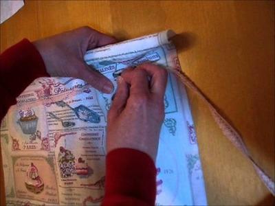 06 Couture: Coudre de la dentelle. How sew lace