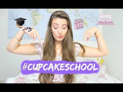 #CupCakeSchool : comment s'habiller à la rentrée ? Moins stresser ?