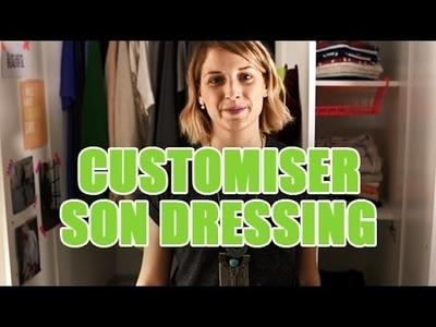 Idées déco par youMAKEfashion: customiser son armoire et organiser son dressing