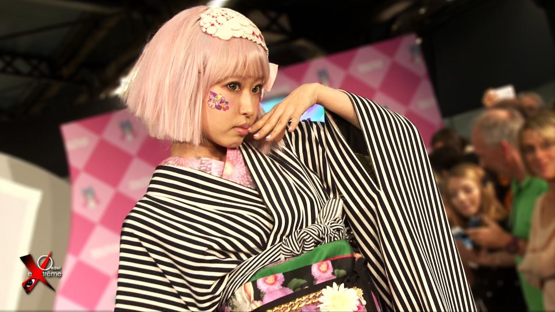 TOKYO CRAZY KAWAII PARIS fashion shows. défilés de mode