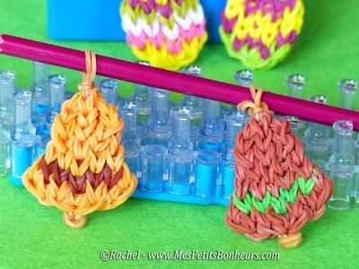 Tuto Cloche de Pâques en élastiques Rainbow Loom