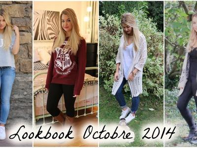 [ Un mois, une semaine n°12  ] : Octobre 2014 !