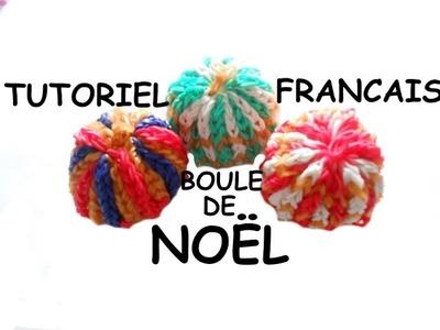 BOULE DE NOËL  AVEC OU SANS METIER TUTORIEL FRANCAIS