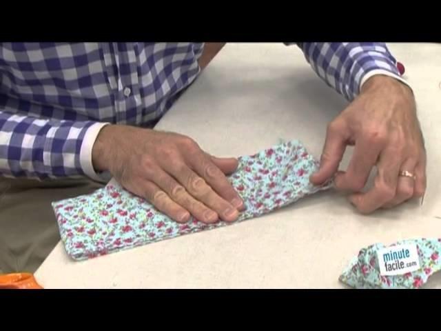 Comment faire des fronces en couture ?