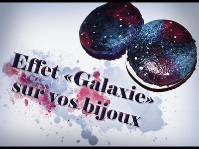 ✐ Effet Galaxie sur vos bijoux. Tutorial galaxy effect ✐