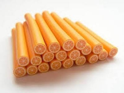 °tuto fimo° cane orange.