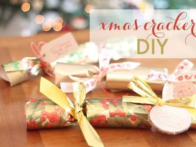 DIY: Christmas Crackers ♥