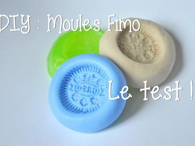 Les moules Fimo : Le test !